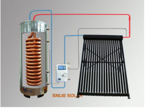Split Pressurized Heat Pipe Solar Water Heater pictures & photos