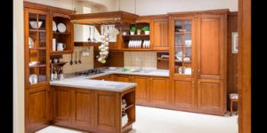 Alder Solid Wood Home Furnitures (zq-025) pictures & photos