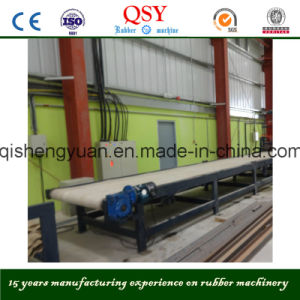 Ply Building Table for 3 Rollers Calender Machine with Auxiliary pictures & photos