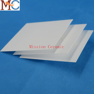 High Purity White Alumina Ceramic Refractory Plates pictures & photos