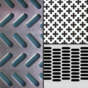 Stainless Steel Perforated Sheet/Perforated Metal Sheet/Perforated Mesh pictures & photos