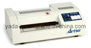 A4 Size Temperature Adjustable Metal Pouch Laminator (220mm) pictures & photos