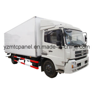 Competitive Price FRP CBU Dry Truck Body pictures & photos