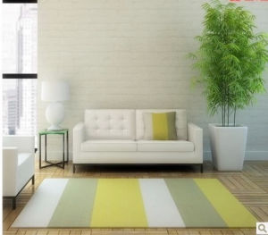 2015 New Design 100% Acrylic Quarter Round Carpet