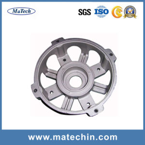 Fabrication Services Aluminum Die Casting Mechanical Parts pictures & photos