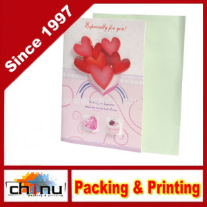 Wedding/Birthday/Christmas Greeting Card (3314) pictures & photos
