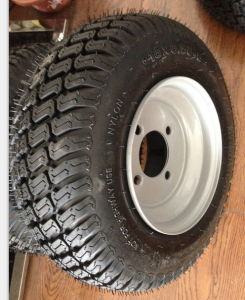 High Quality Lawn Mower Tubeless Wheel pictures & photos