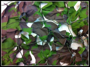 PU Coating Army Camouflage Nets pictures & photos