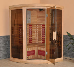 3-5 People Infrared Sauna with Ceramic Heater pictures & photos