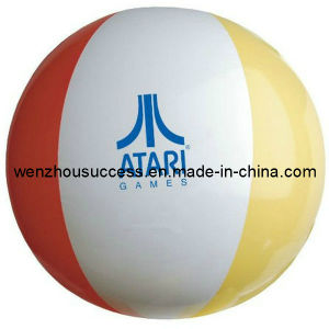 Logo Printed Inflatable PVC Beach Balls pictures & photos