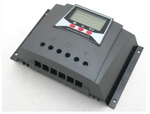 Solar Controller for Solar Panel System 30A 60A pictures & photos