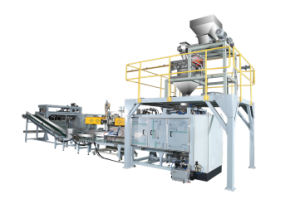Automatic Powder Heavy Bag Feeding Packaging Machine pictures & photos