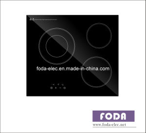 Flush Type Built-in Embedded Type Three Touch-Type Infrared/Hilight/Hi-Light Cooker Not Induction Cooker (MJ-03A)