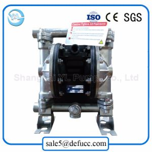 Manual Small Slurry Mini High Pressure Air Diaphragm Pump pictures & photos
