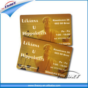 PVC Scratch Prepaid Card/ Smart Card/IC Card pictures & photos