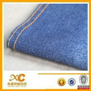 9oz Indigo T/C Denim Fabric with Low Price