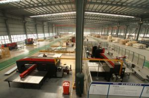 Bsdun Large Capacity Freight Elevator From China Experience Factory pictures & photos
