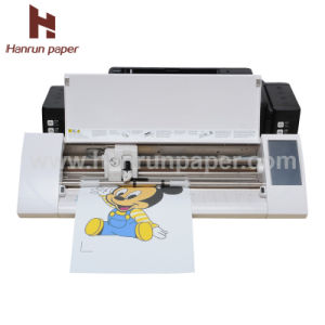 Dark Inkjet Heat Transfer T Shirt Printing Paper for 100% Cotton Fabric pictures & photos