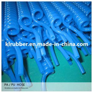 Pneumatic PU Air Coil Hose for Air Pump pictures & photos