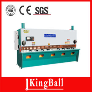 Automatic Shearing Machine with QC11y-10X3200 with CNC Controller pictures & photos