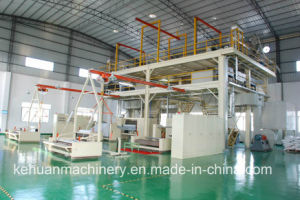 3.2m Ss Type PP Non Woven Fabric Production Line pictures & photos