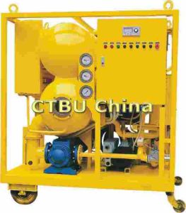 Double Stage Vacuum Transformer Oil Filtering System pictures & photos