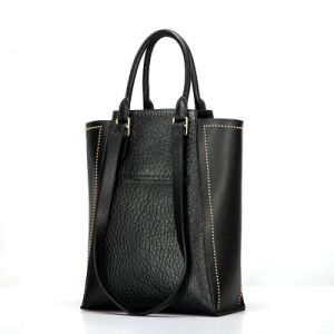 Europe Style High Quality Ladies Genuine Leather Bag (31222) pictures & photos