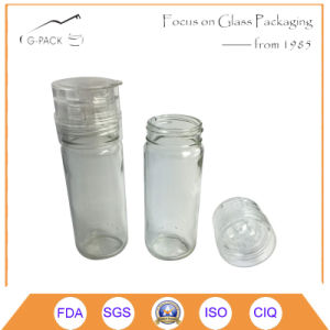 100ml Glass Spice Containers with Glass Lid pictures & photos
