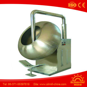Stainless Steel by-400 Popcorn Coating Machine Nuts Sugar Coating Machine pictures & photos