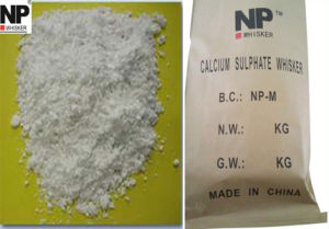 Calcium Sulphate Whisker for Brake Discs