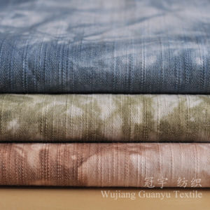 Imitation Linen Cloth Fabric Polyester for Sofa Cover pictures & photos