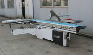 UA3200E Sliding Table Saw Electrical Control up and Down, Degree Cutting.