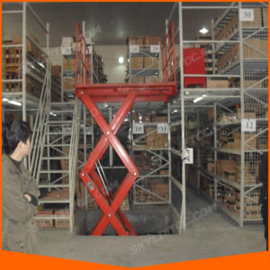 Stationary Elevating Platform Electric Lift pictures & photos