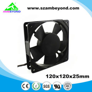 AC Infinity Hs1225A-X Standard Cooling Fan, 115V AC 120mm by 120mm by 25mm