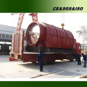 45% Tire Oil Extraction Machine
