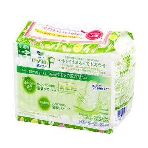 Super Absorbent Disposable Sanitary Napkins with Cotton Cover pictures & photos