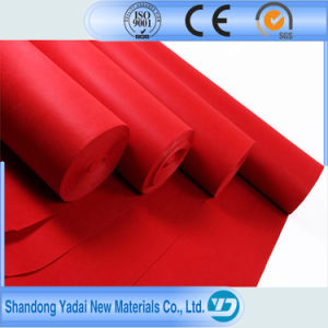 Disposable Carpet for Wedding and Exhibition, Anti-Corrosion Anti-Mould pictures & photos