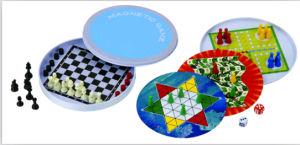Magnetic Tinbox Game, Tin Box Game