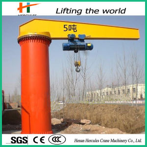 International Standard Jib Crane with Capacity 5t pictures & photos