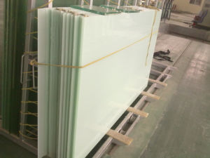 Milky White Laminated Glass pictures & photos