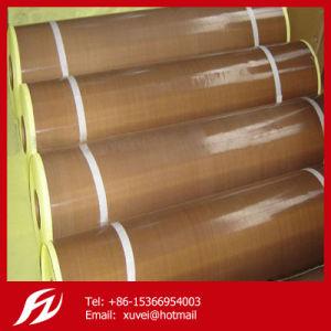 PTFE Fiberglass Adhesive Tape, Teflon Tape pictures & photos