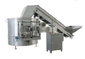 SGS Automatic Bottle Unscramble Machine
