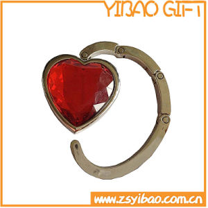 Foldable Metal Purse Hanger for Promotional Gifts (YB-h-003) pictures & photos
