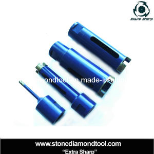 Drilling Tools Segmented Diamond Core Bits pictures & photos