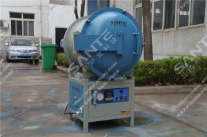 1000c Vacuum Atmosphere Furnace Working Under Vacuum and Inert Gas Atmosphere pictures & photos