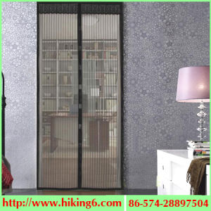 Magic Mesh, Magnetic Door Curtain, Magnetic Curtain, Household Items pictures & photos