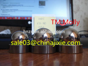 Cobalt-Base Alloy Casting API V11-225 Valve Balls and Valve Seats pictures & photos