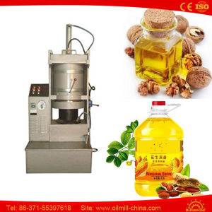 Black Seed Small Cold Press Cooking Oil Making Machine pictures & photos