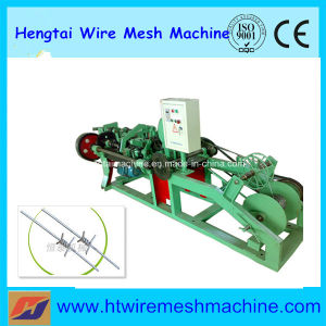 CS-B Single Twisted Barbed Wire Machine/ One Thorn Wire Making Machine
