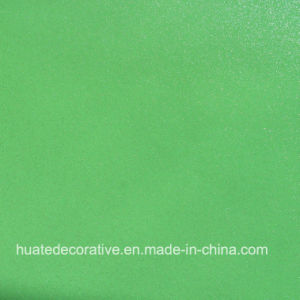 Metallic Solid Melamine Paper with Single Metallic, Colorful Metallic Available